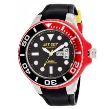 "JET SET Herrenuhr WB30 Diver ""Germany"" J55223-17"