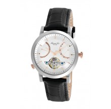 Kenneth Cole Automatic Silver Tone Herrenuhr KC8014