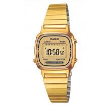 Casio Collection Damenuhr LA670WEGA-9EF