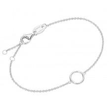 Giorgio Martello Damen Armband Ring Coin 925/- Silber 205199190