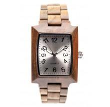 Laimer Woodwatch Sandelholz Holzuhr LM0015