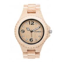 Laimer Woodwatch Ahorn Holzuhr LM0023