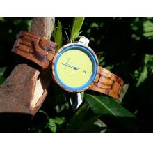 Laimer Woodwatch Sandelholz Holzuhr LM0053