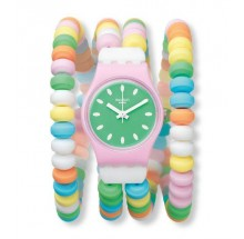 Swatch Caramellissima Uhr LP135B