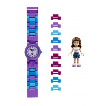 Lego Friends Olivia Kinderuhr 08-8020165