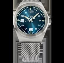 Traser H3 P59 Essential M Blue Herrenuhr 108205