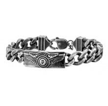 Police Herren Armband PJ25725BSE-01-S