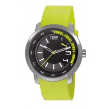 Puma Uhr Overdrive Lime PU103291003