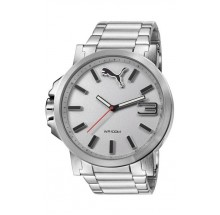 Puma Uhr Ultrasize Metal Silver PU103461002