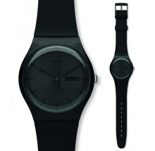 Swatch New Gent Black Rebel SUOB702 coll. 10/11