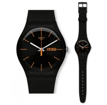 Swatch New Gent Dark Rebel SUOB704 coll. 10/11