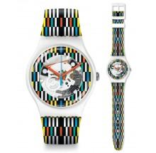 Swatch Africamino Uhr SUOW120