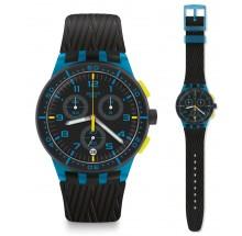 Swatch Blue Tire Uhr SUSS402