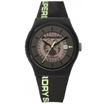 Superdry Urban Semi Opaque Herrenuhr SYG168B