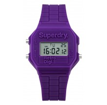 Superdry Mini Retro Digi Purple SYL201V