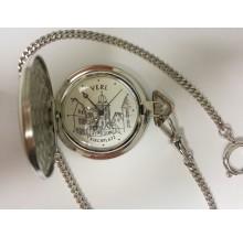 Verler Stadt - Kirchplatz - Uhr VSUTs