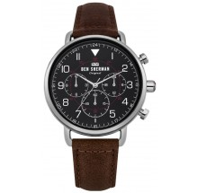 Ben Sherman Portobello Military Herrenuhr WB068BBR