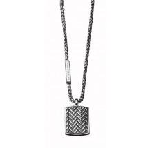 Baldessarini Herren Halskette mit einem Anhänger Y1040N900055
