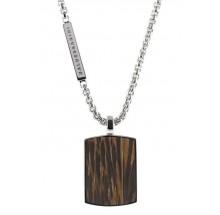Baldessarini Herren Halskette mit einem Anhänger Y1047N900055