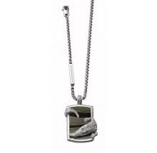 Baldessarini Herren Halskette mit einem Anhänger Y2033N90H755