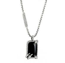 Baldessarini Herren Halskette mit einem Anhänger Y2044N90E360