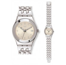 Swatch Irony Medium Follow Ways Cream YLS441G
