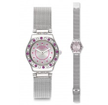 Swatch Swatch Meche Rose Uhr YSS319M
