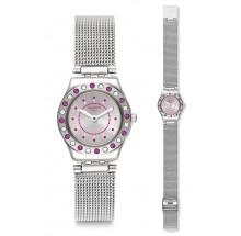 Swatch Swatch Meche Rose Uhr YSS319M