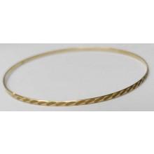 Armreif  333/- Gold - poliert Damen Bestellnummer: 11032020ar_b