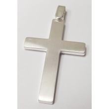 Herren Kreuz  Anhänger aus Silber 129-700747-99