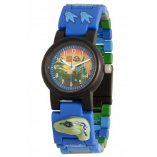 Lego Jurassic World Blue Kinderuhr 08-8021285