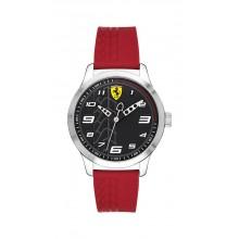 Scuderia Ferrari Pitlane Kinderuhr 0840019