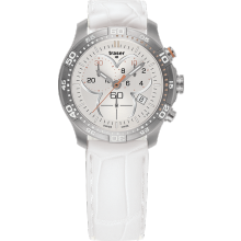 Traser H3 T73 Ladytime Chronograph Silver Damenuhr 100353