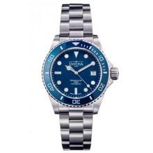 Davosa Ternos Professional Diver Automatic Herrenuhr 16155640 Version mit Keramiklünette XL