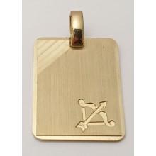Sternzeichen Schütze Anhänger aus Gold 333/-  - 06.1495.03-schue