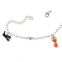 Scout Mädchen Armband Katze & Maus 260183100