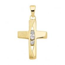 Anhänger christliches Kreuz Kommunionkreuz 332143
