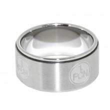 1. FC Nürnberg Ring Emblem FCN Gr. 66 5868 69400080