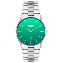 Storm London Slim-X Lazer Green Herrenuhr 47159-GN