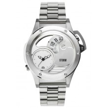 Storm London Dualox Silver Herrenuhr 47206/S