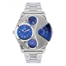 Storm London V2 Navigator Lazer Blue Herrenuhr 47246/B