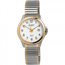 Just Herrenuhr bicolor 48-S2307B-WH