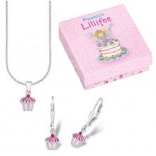 """Prinzessin Lillifee Schmuckset """"Cupcake"""" 515900 PLFS/29"""