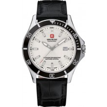 Swiss Military Hanowa Navy Line Flagship Herrenuhr 6-4161.2.04.001.07