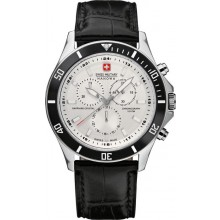 Swiss Military Hanowa Navy Line Flagship Chrono Herrenuhr 6-4183.7.04.001.07