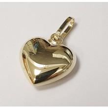 Anhänger Herz aus Gelbgold 333/-  346-115274.300