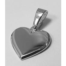 Anhänger Herz aus Sterlingssilber 207-42352-10-599-81