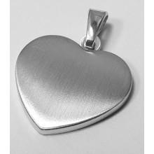 Anhänger Herz aus Sterlingssilber 207-W-37650-14