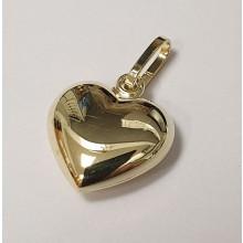 Anhänger Herz aus Gelbgold 585/-  346-115274.400