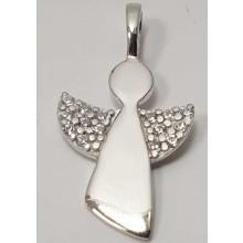 Anhänger Engel Schutzengel 925/- Silber 346-214236-298